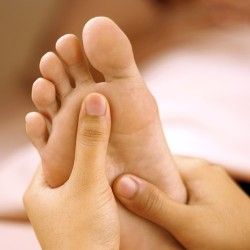 Pada Abhyanga: Indian Foot Massage