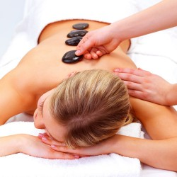 Shila Abhyanga Hot Stone Massage