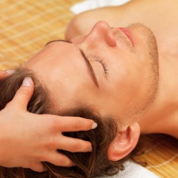 Shiro Abhyanga: Indian Head Massage